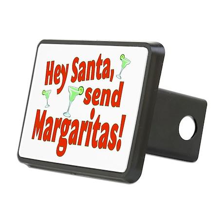 Send Margaritas Rectangular Hitch Cover