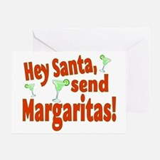 Send Margaritas Greeting Card