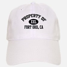 Property of FORT ORD Baseball Baseball Cap