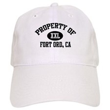 Property of FORT ORD Baseball Cap