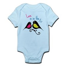 Love is in the Air Infant Bodysuit