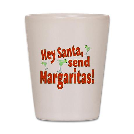 Send Margaritas Shot Glass
