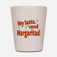 Send Margaritas Shot Glass