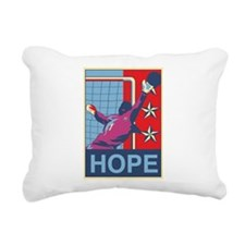 Hope Rectangular Canvas Pillow