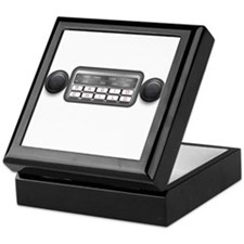 Radio Child Keepsake Box