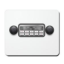 Radio Child Mousepad