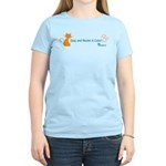Spay and Neuter is Cuter Color Women's Light T-Shi