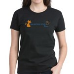 Spay and Neuter is Cuter Color Women's Dark T-Shir
