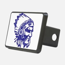 Blue Indian Vintage Hitch Cover
