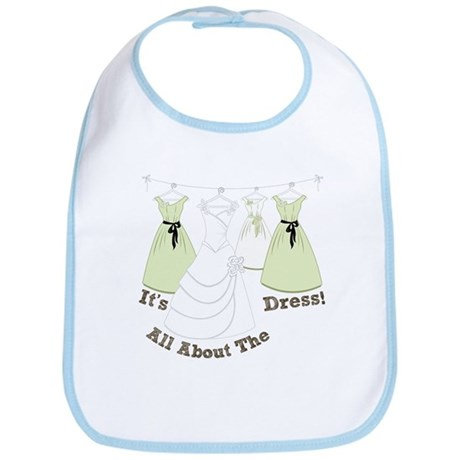 All About The Dress Bib
