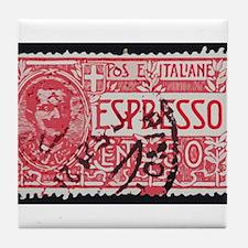 Espresso Tile Coaster