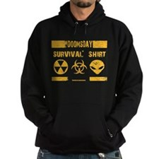 Doomsday Survival Shirt Hoodie