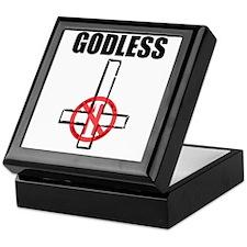 Godless Keepsake Box