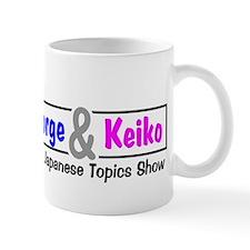 George & Keiko Show Mug