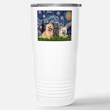 Unique Purebred cairn terrier Travel Mug