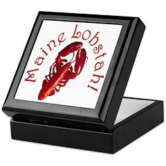 Maine Lobstah! Keepsake Box