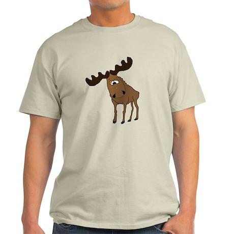 Cute moose Light T-Shirt