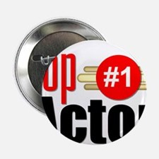 "Top Actor 2.25"" Button"