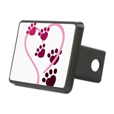Dog Paws Hitch Cover
