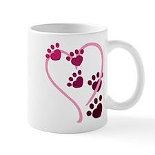 Dog Paws Mug