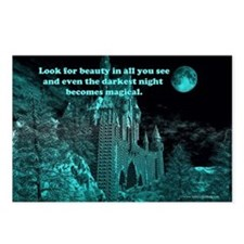 Magical Postcards (Package of 8)