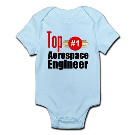 Top Aerospace Engineer Infant Bodysuit