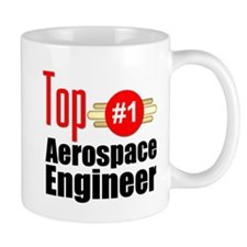 Top Aerospace Engineer Mug