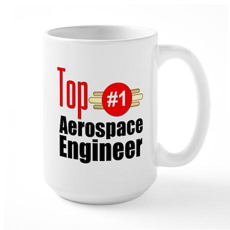 Top Aerospace Engineer Large Mug