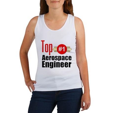 Top Aerospace Engineer Women's Tank Top