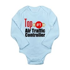 Top Air Traffic Controller Long Sleeve Infant Body