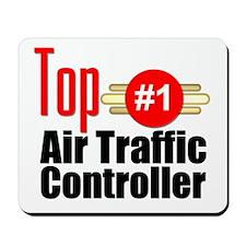 Top Air Traffic Controller Mousepad