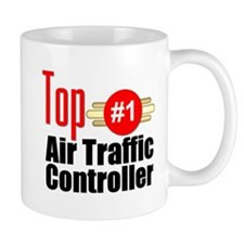Top Air Traffic Controller Mug
