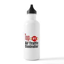 Top Air Traffic Controller Water Bottle