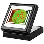 DESERT GREENS Keepsake Box
