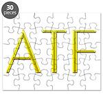 ATF logo Puzzle