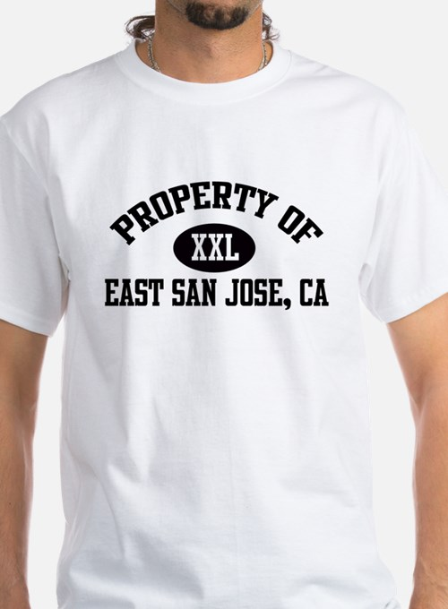 Property of EAST SAN JOSE Shirt