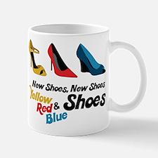 New Shoes Mug