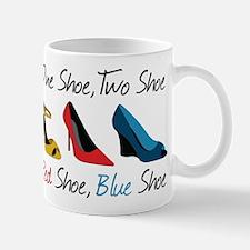 One Shoe Two Shoe Mug