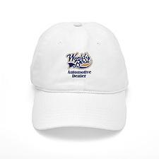 Automotive Dealer (Worlds Best) Baseball Cap