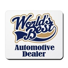 Automotive Dealer (Worlds Best) Mousepad