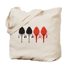 Heeled Shoes Tote Bag