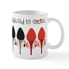 Addicted To Shoes Mug