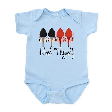 Heel Thyself Infant Bodysuit