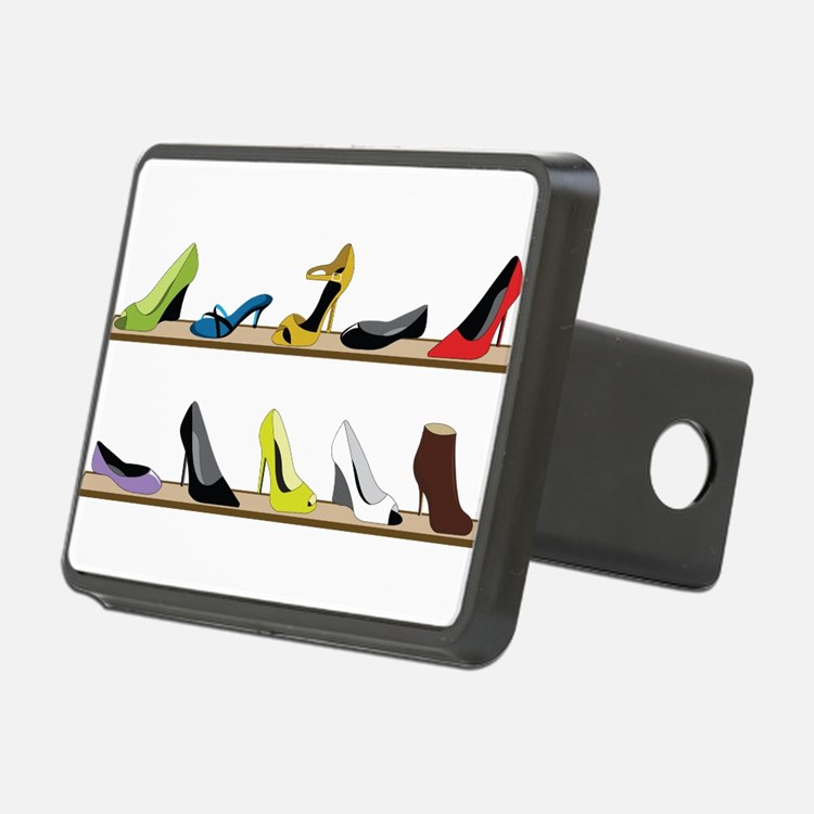 Heeled Shoe Stack Hitch Cover