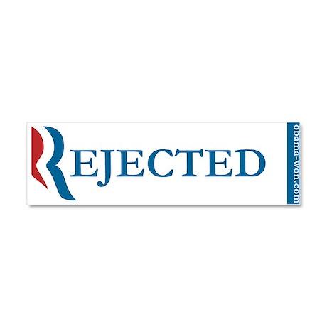 """Romney """"Rejected"""" magnet"""