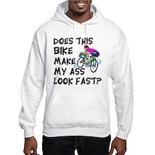 Funny Bike Saying Hoodie