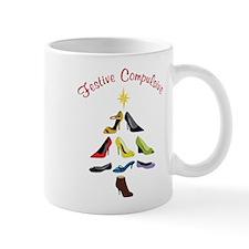 Festive Compulsive Mug