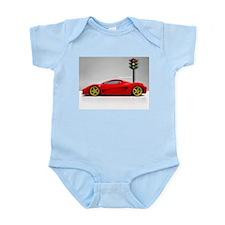 Car Infant Bodysuit
