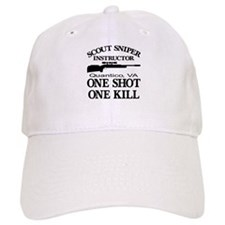 Scout-Sniper Instructor Baseball Cap