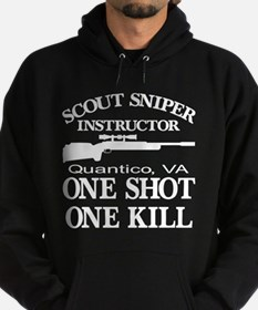 Scout-Sniper Instructor Hoodie